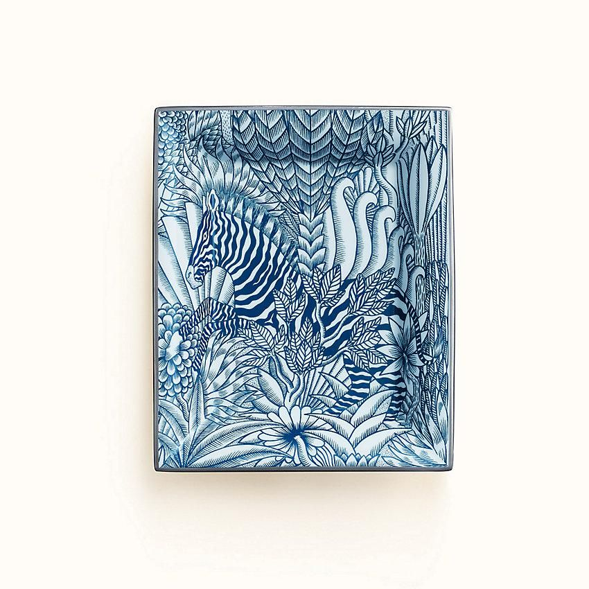 hermes zebre camoufle change tray