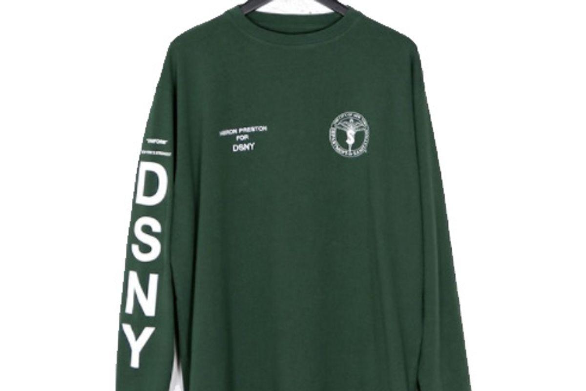 DSNY Jersone Long Sleeve T-Shirt