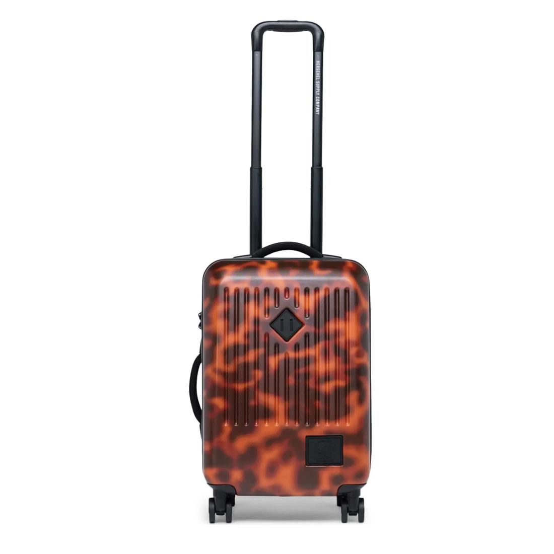 herschel supply co small trade 23 inch rolling suitcase