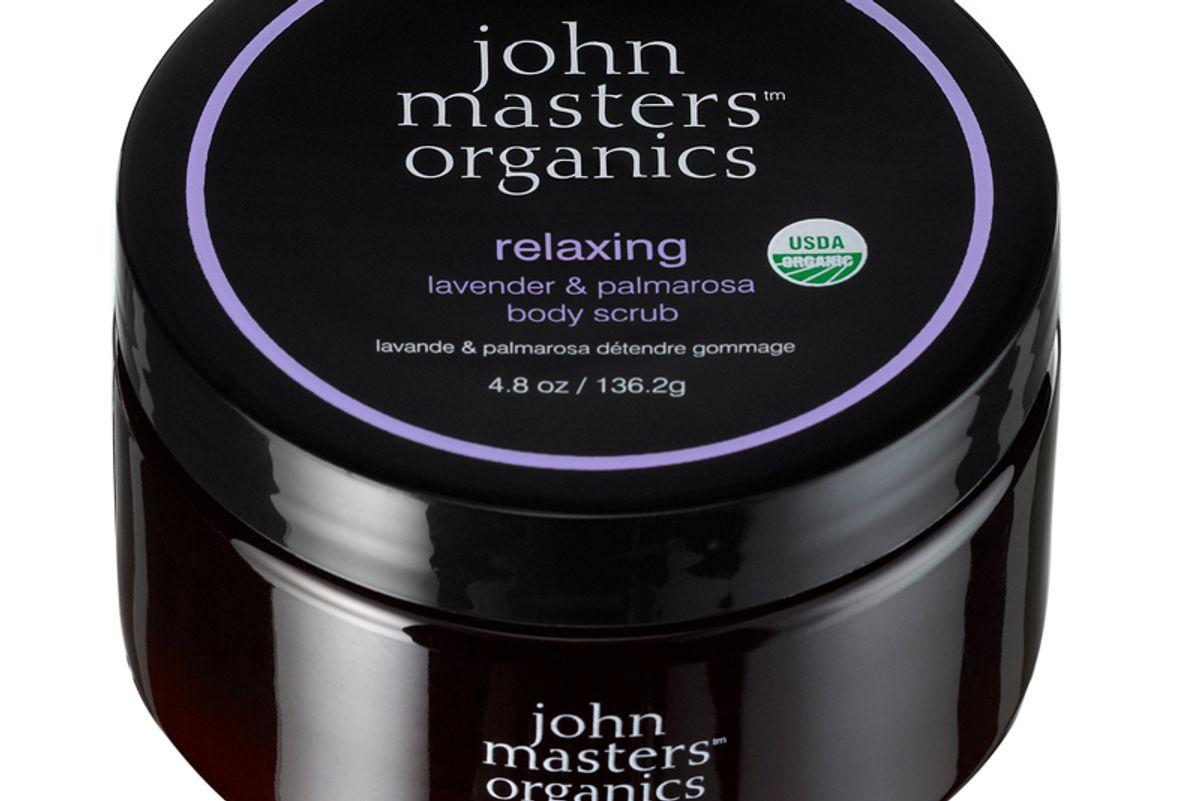 Relaxing Lavender & Palmarosa Body Scrub