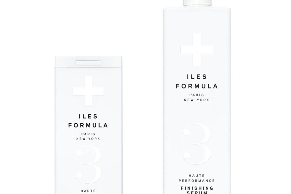 iles formula finishing serum haute performance
