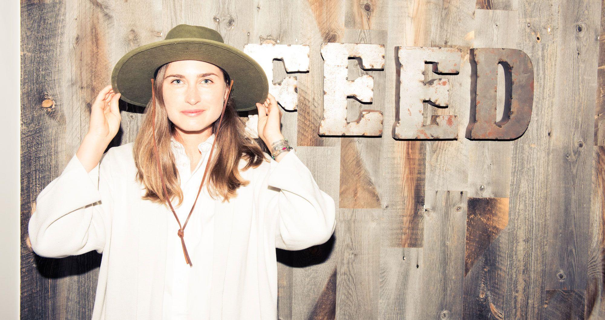 One-On-One With FEED's Lauren Bush Lauren