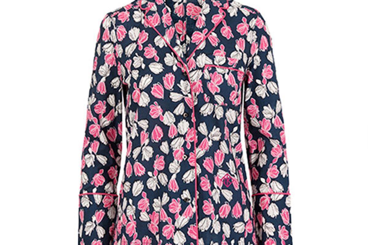 Tulip Cotton Pajama Top