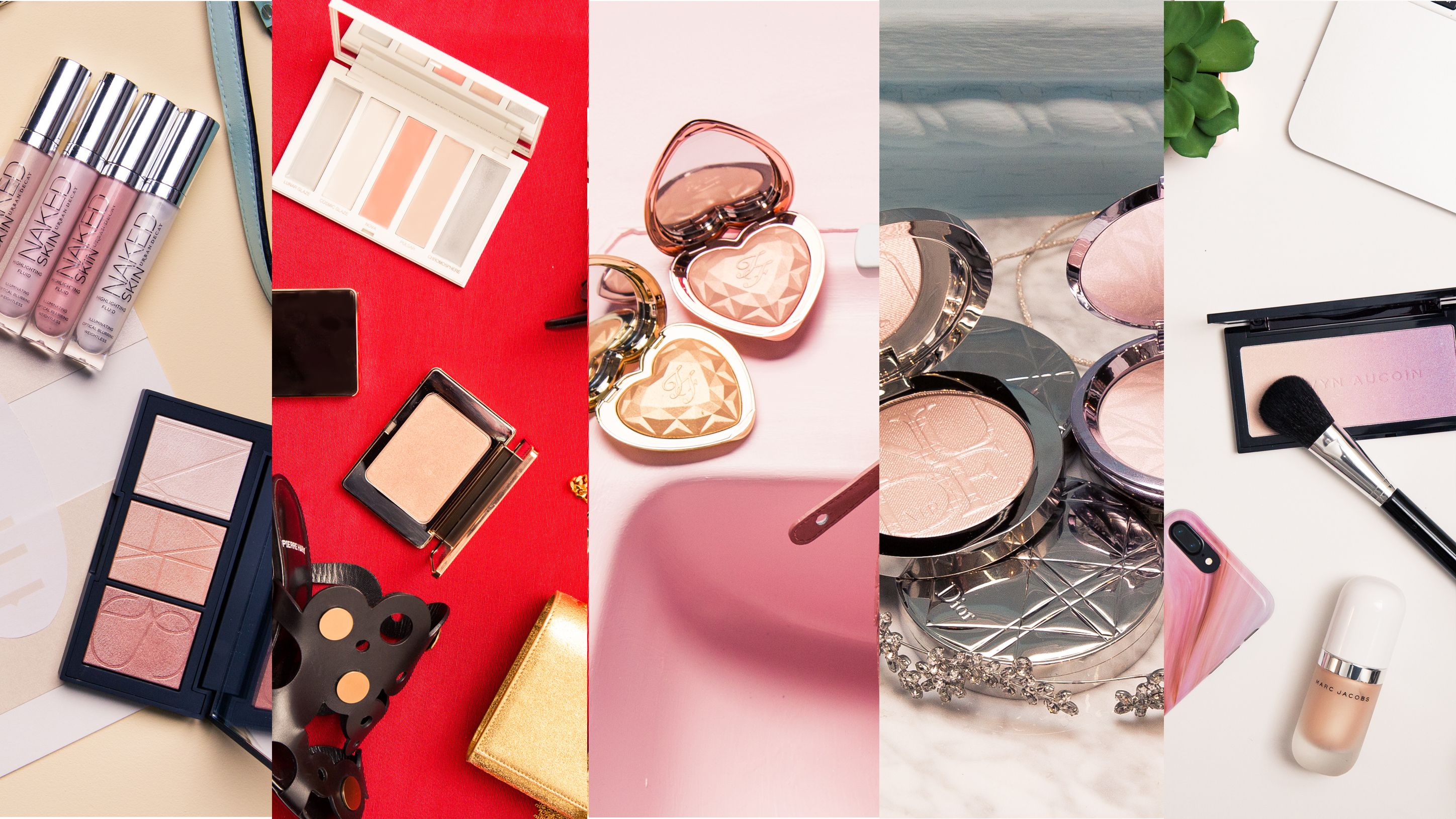 The Best Highlighters to Get Glowing for Every Occasion