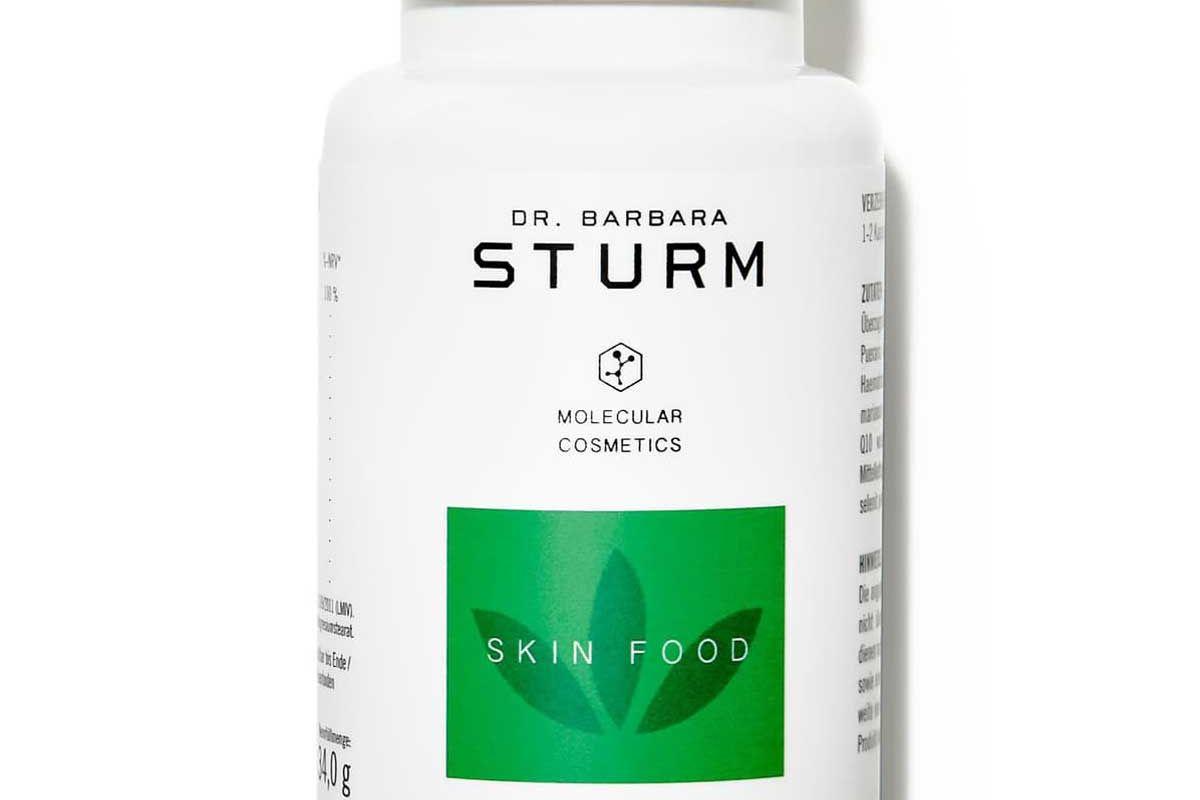 dr barbara sturm skin food 60 capsules