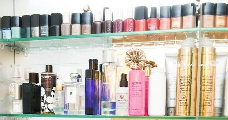 Inside Oscar PR Girl's Beauty Cabinet