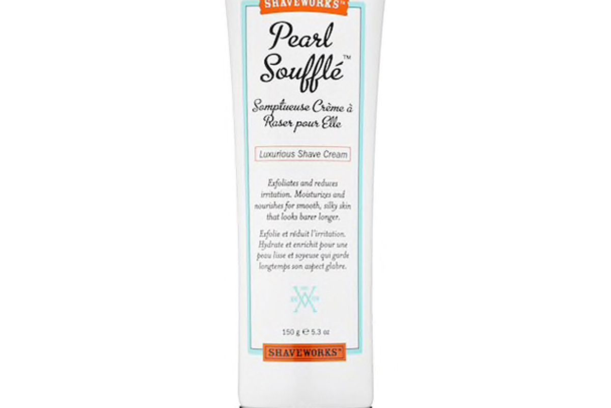 shaveworks pearl souffle luxurious shave cream
