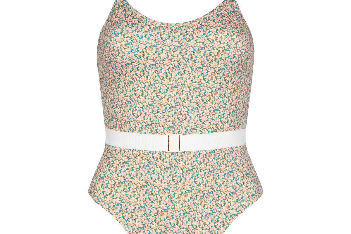 les girls les boys liberty floral print swimsuit