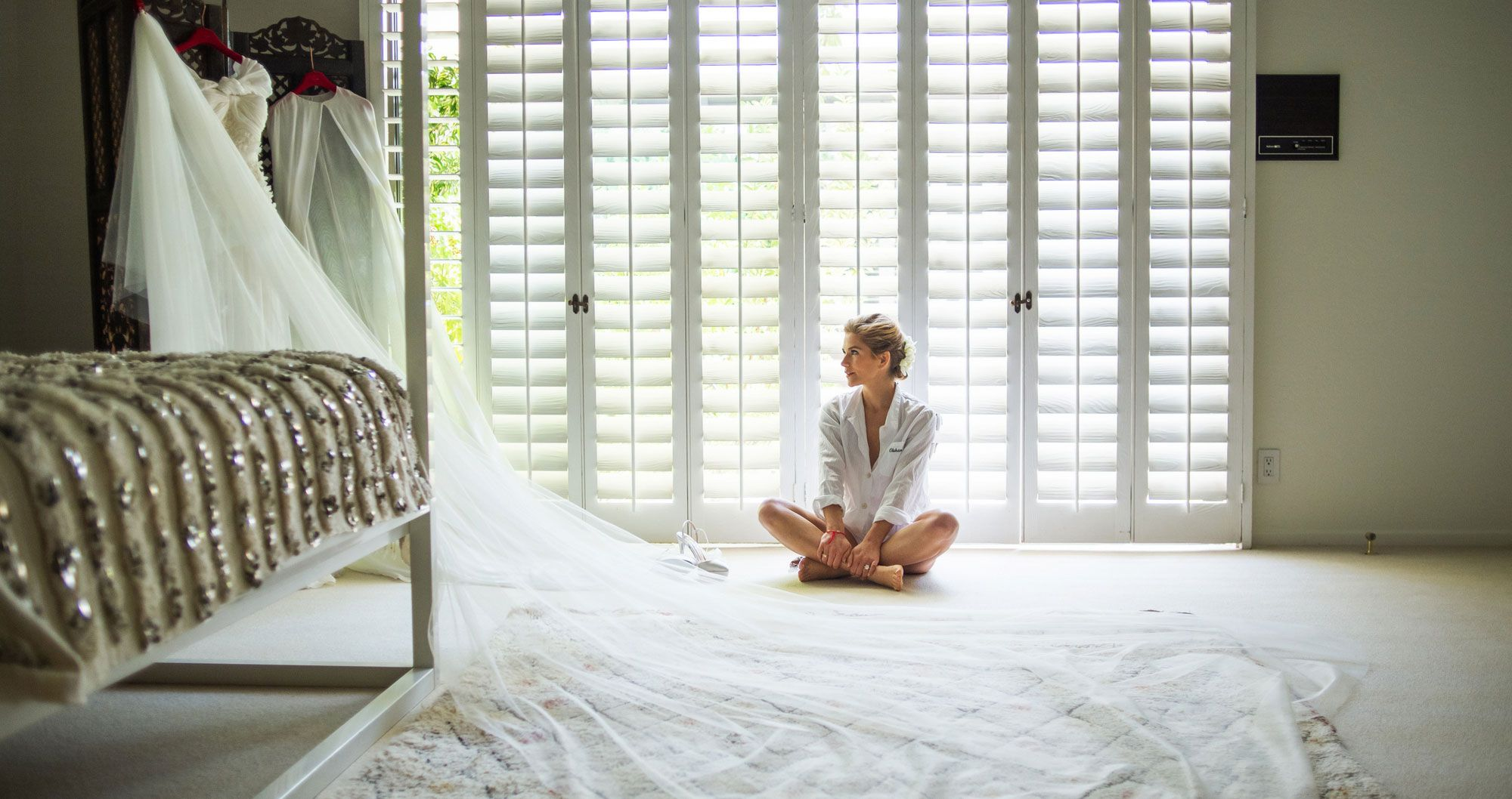How Claire Distenfeld from Fivestory Got Ready for her Dream Wedding