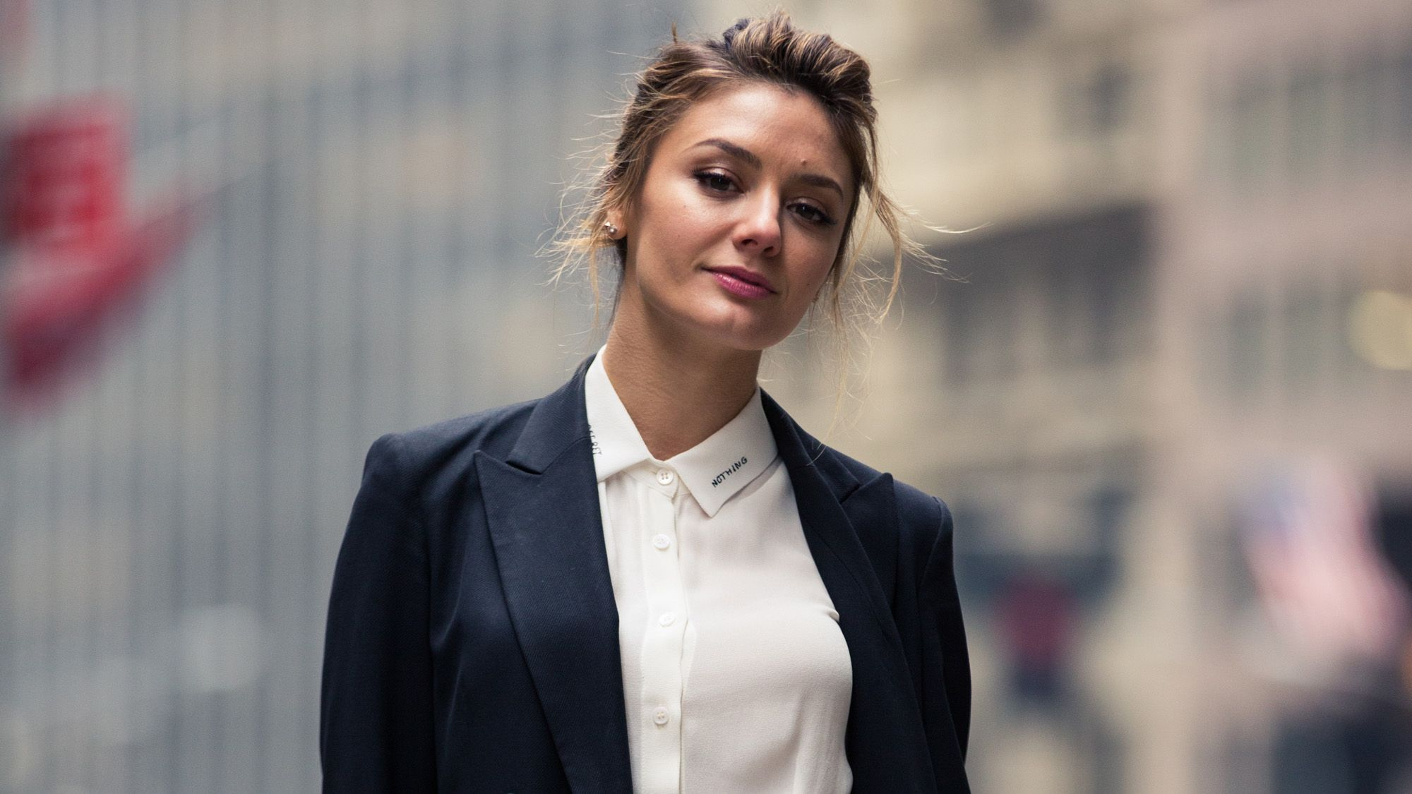 Christine Evangelista Knows You're Comparing Her New Show to Scientology