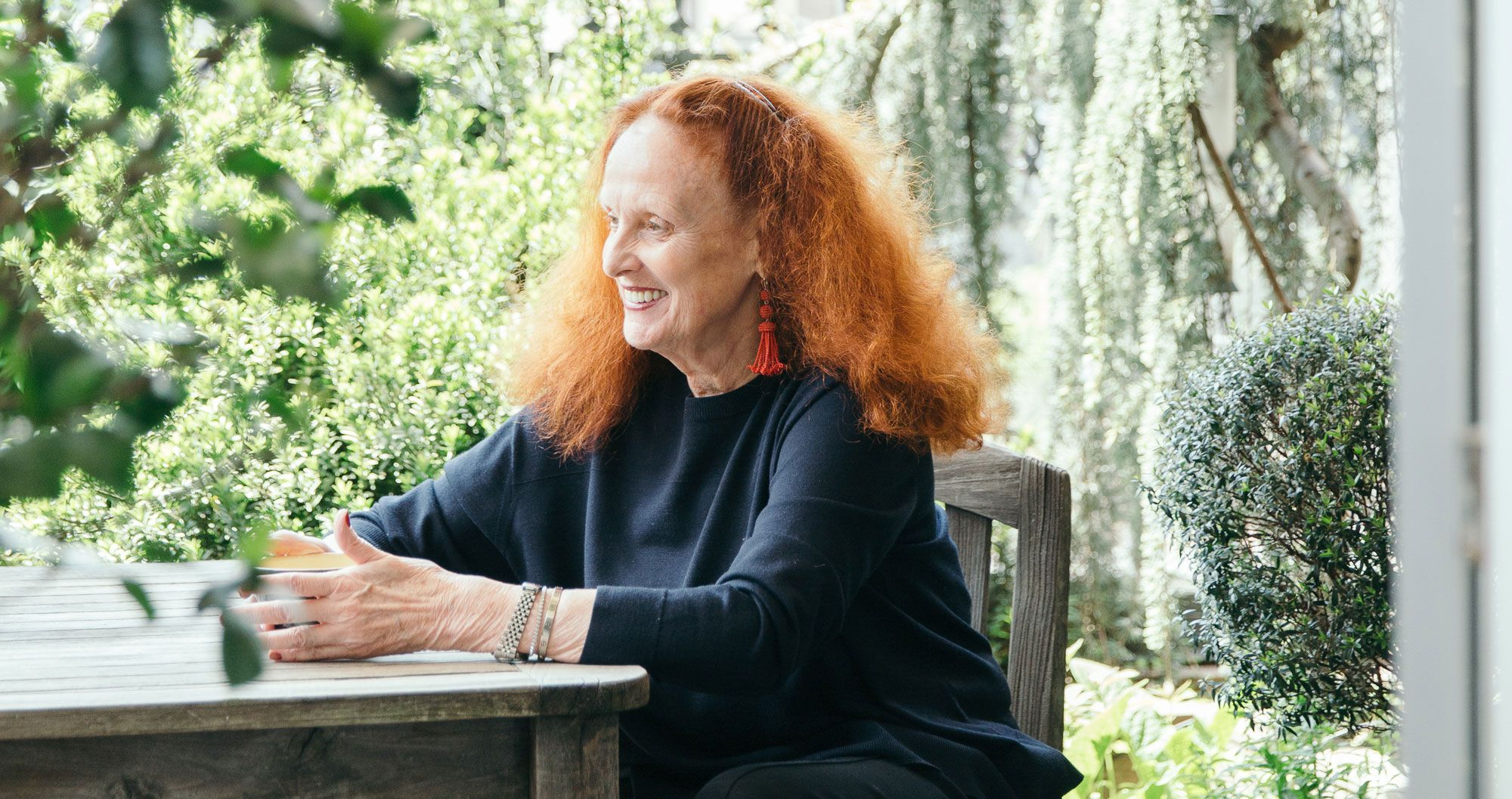 Grace Coddington on Social Media and What She Looks for in An Assistant