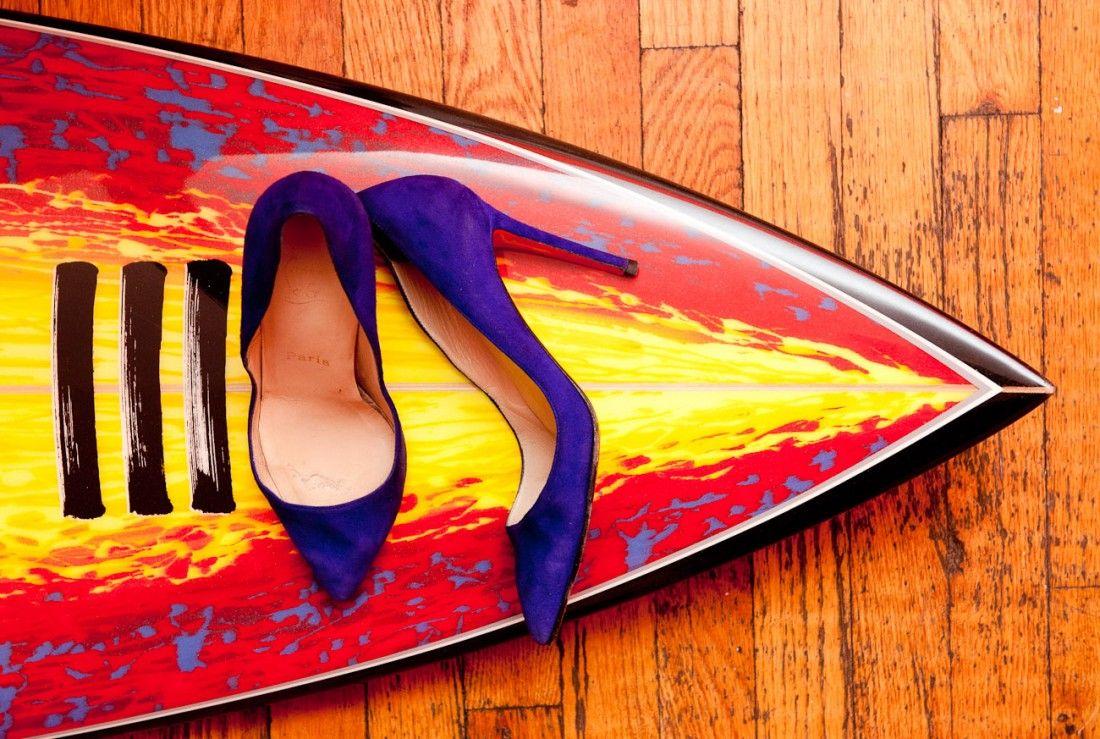 Sun, Surf &.... More Surf