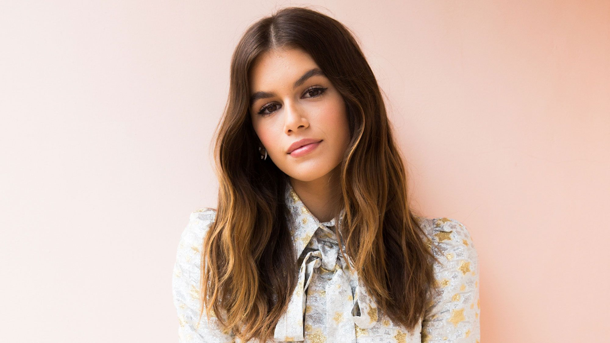 How Kaia Gerber Really Feels When You Ask about Her Mom