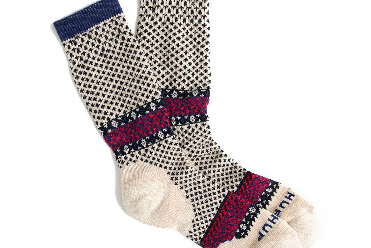 Chup for J.Crew Smartwool Socks