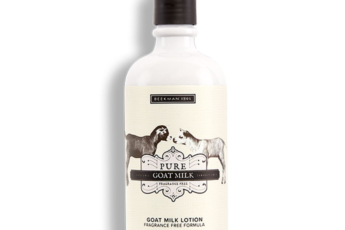 beekman 1802 pure goat milk lotion
