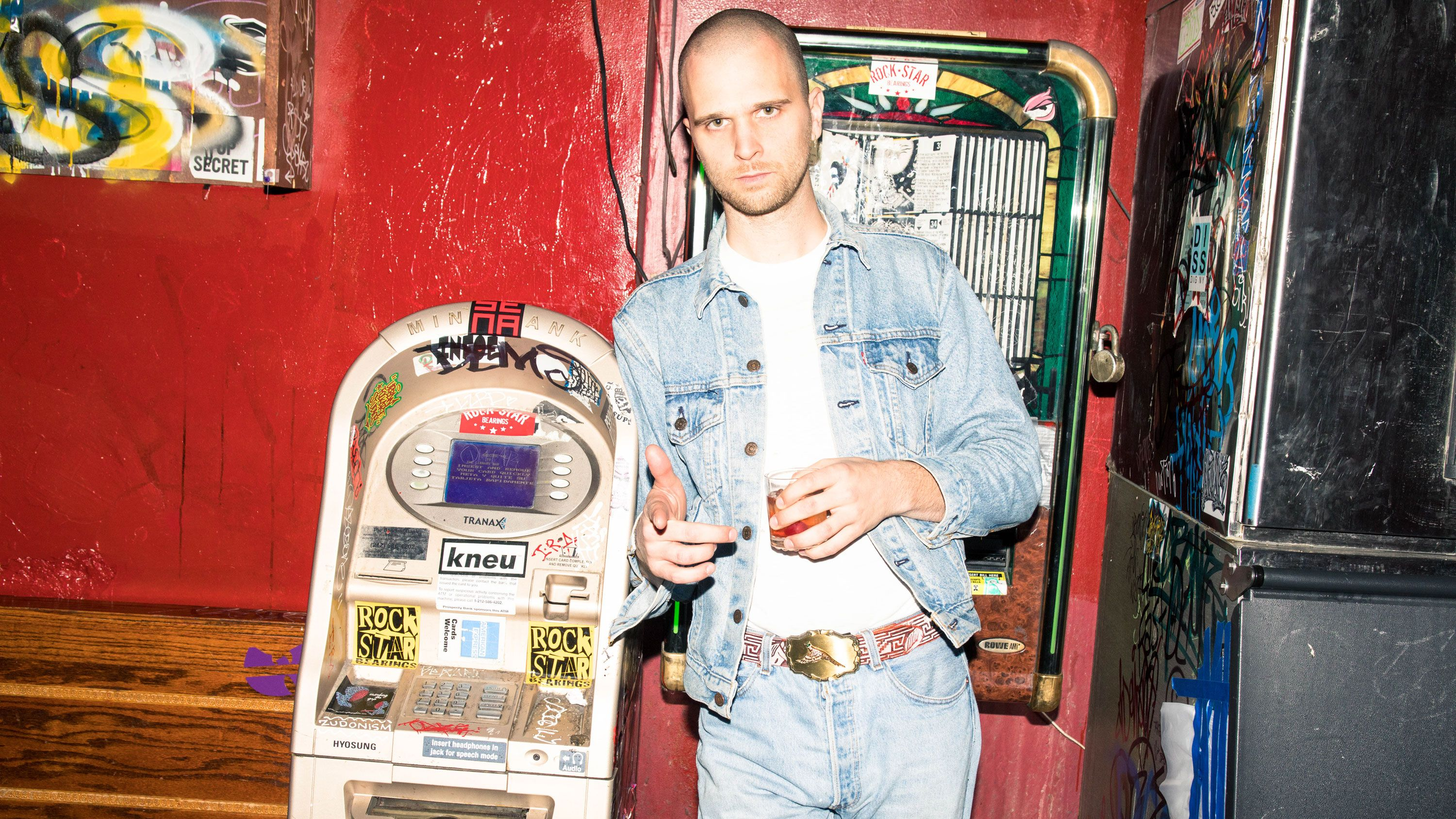 Playing Never-Have-I-Ever with JMSN
