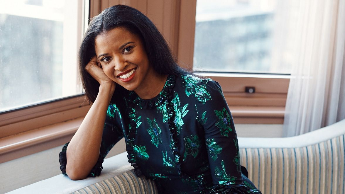 Renée Elise Goldsberry Says Altered Carbon Is a Far Cry From Hamilton