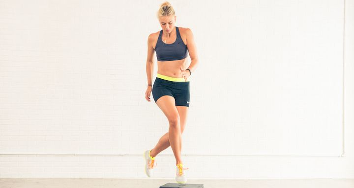 Working Out with Maria Sharapova