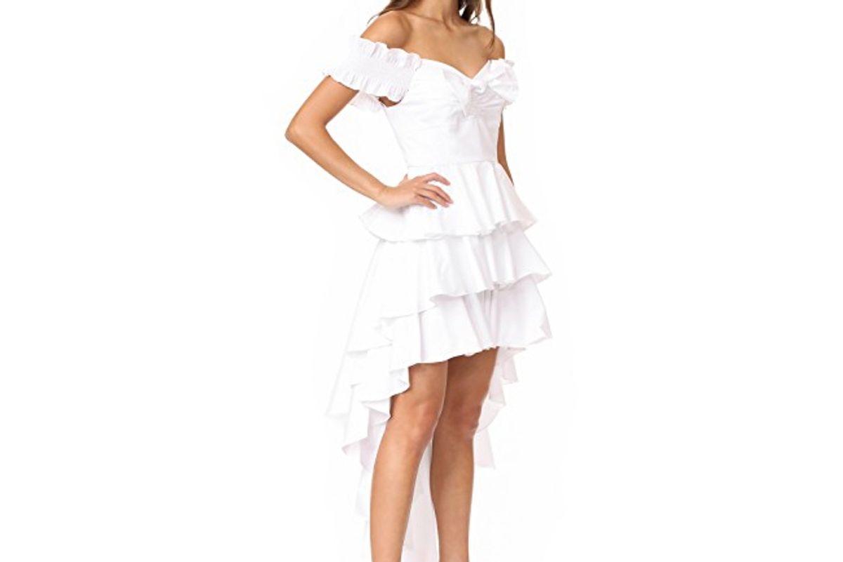 Artemis Bustier Dress