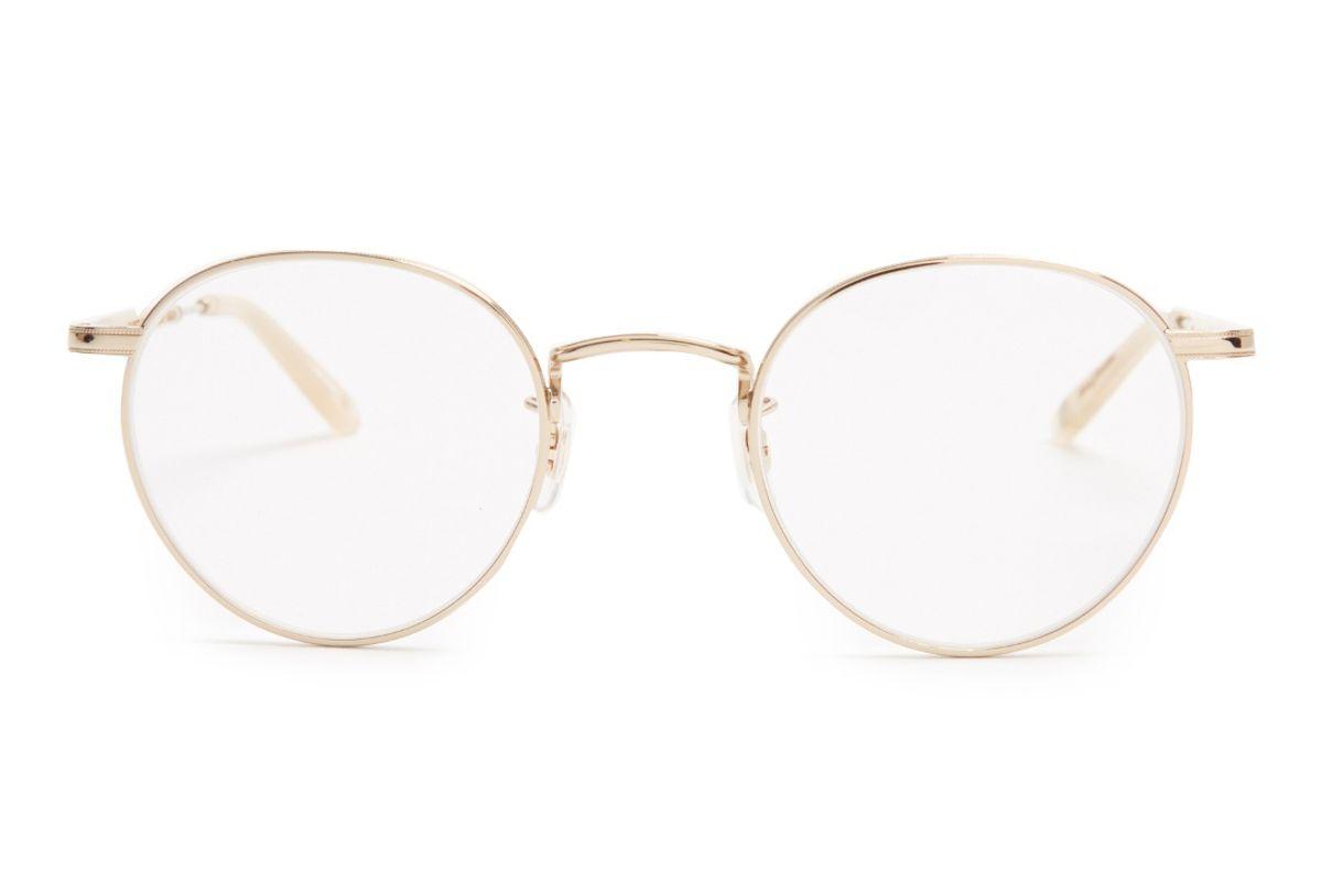Wilson Round-Frame Glasses