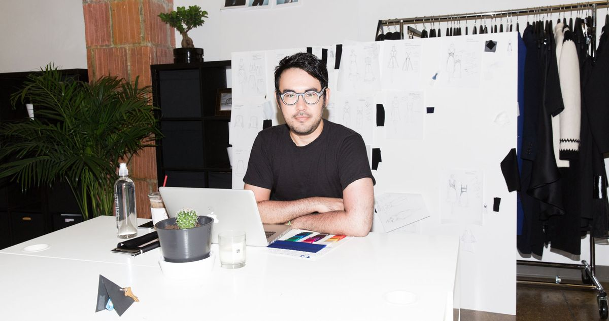 How Charles Youssef is Building a Fashion Line with Staying-Power