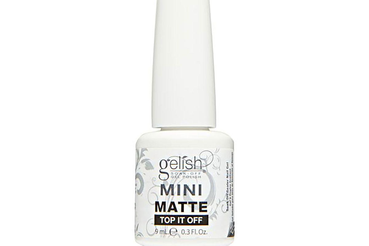 Mini Matte Top It Off
