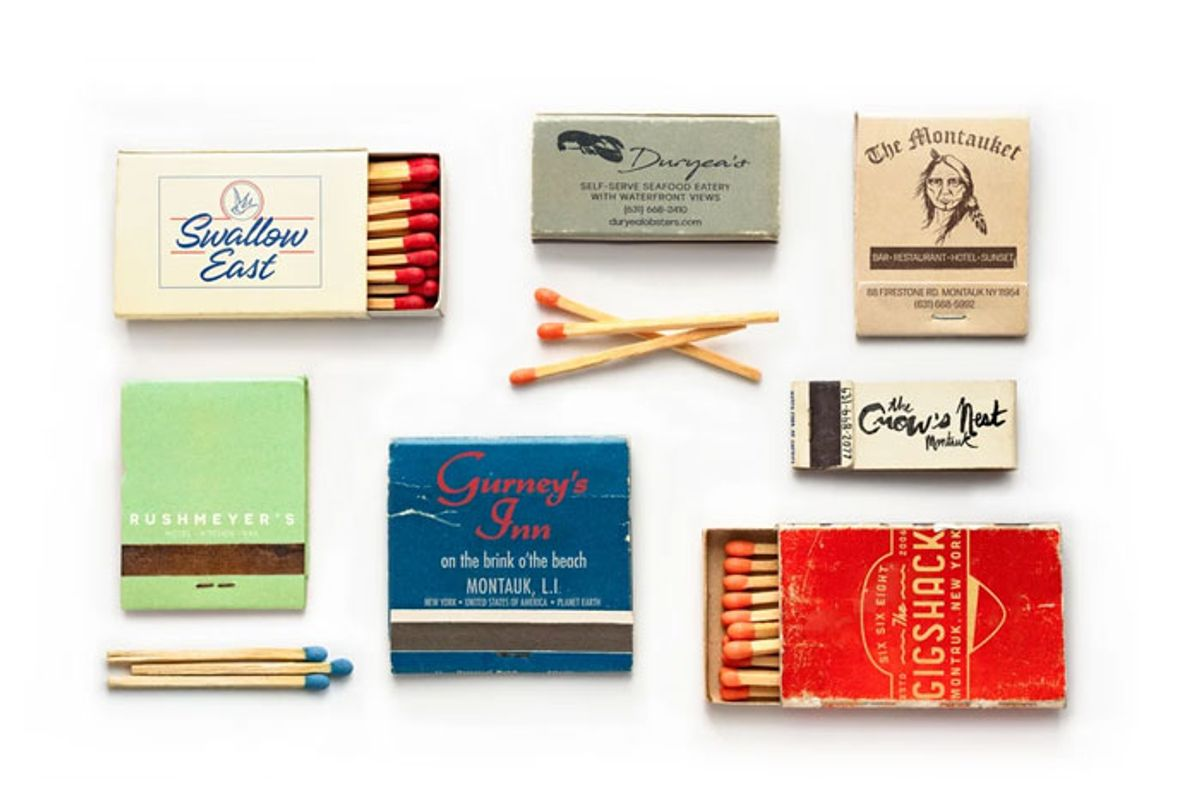 matches by memory custom matchbook