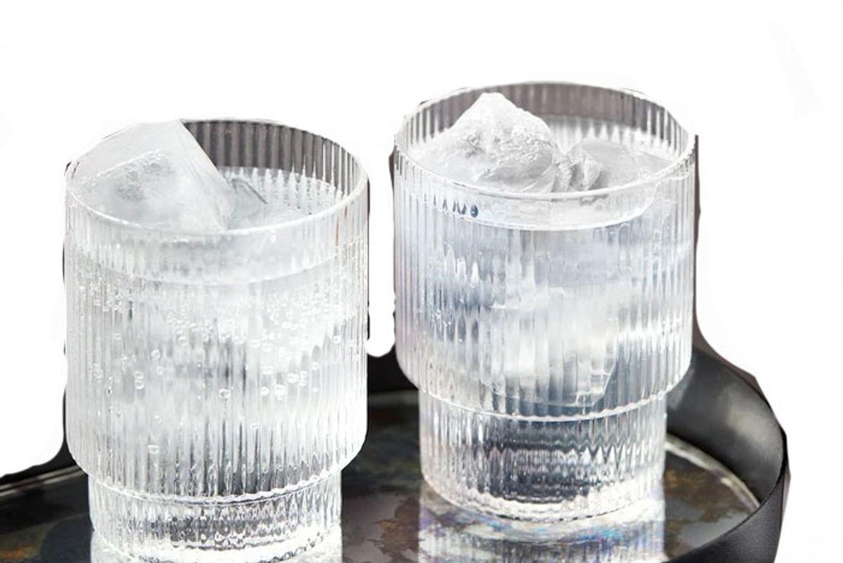 ferm living ripple glasses