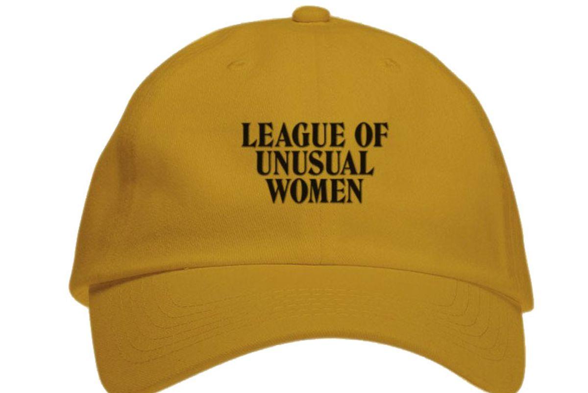 League of Unusual Women Hat