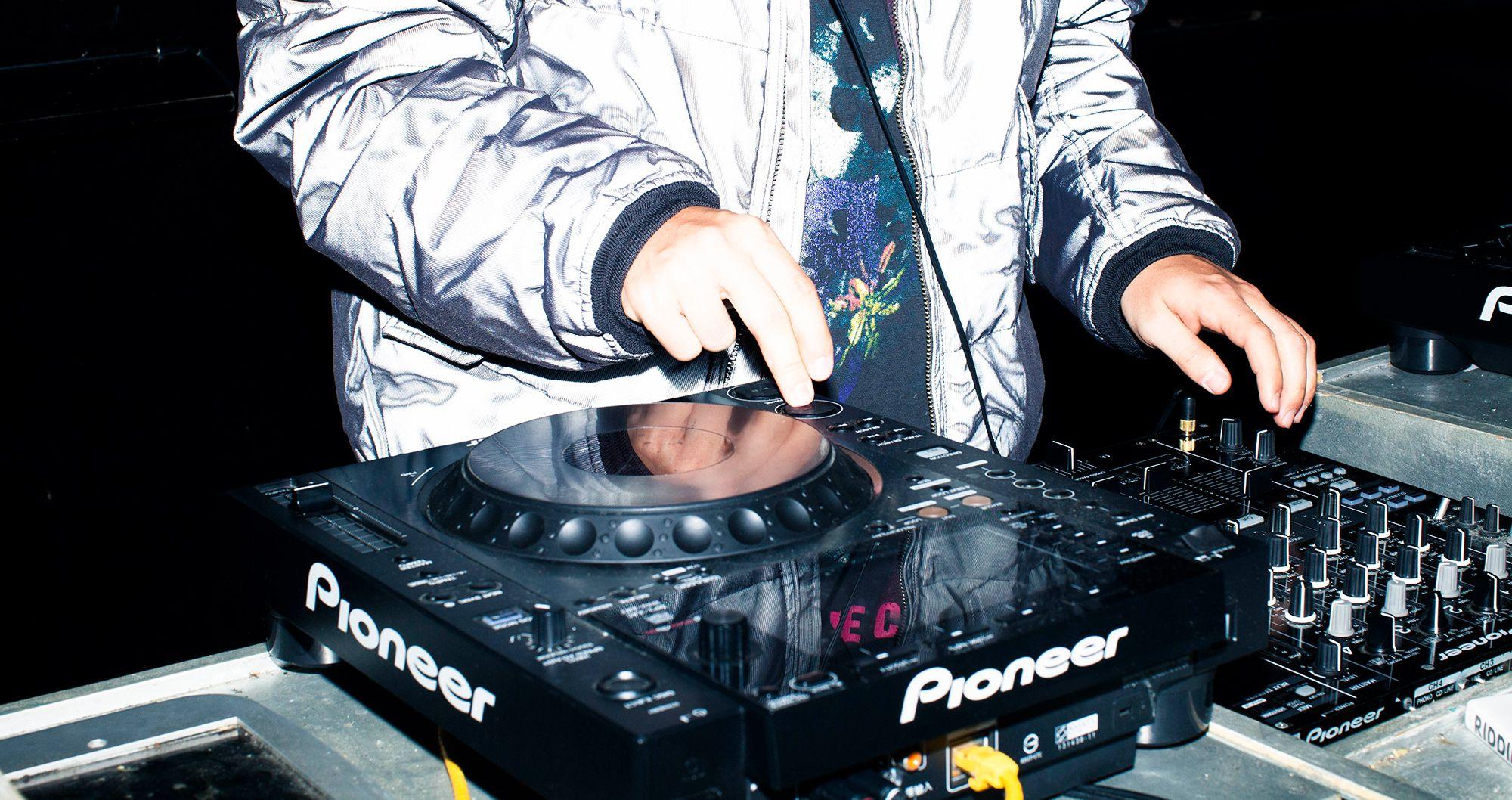 The DJ Behind Alexander Wang's NYFW Soundtrack