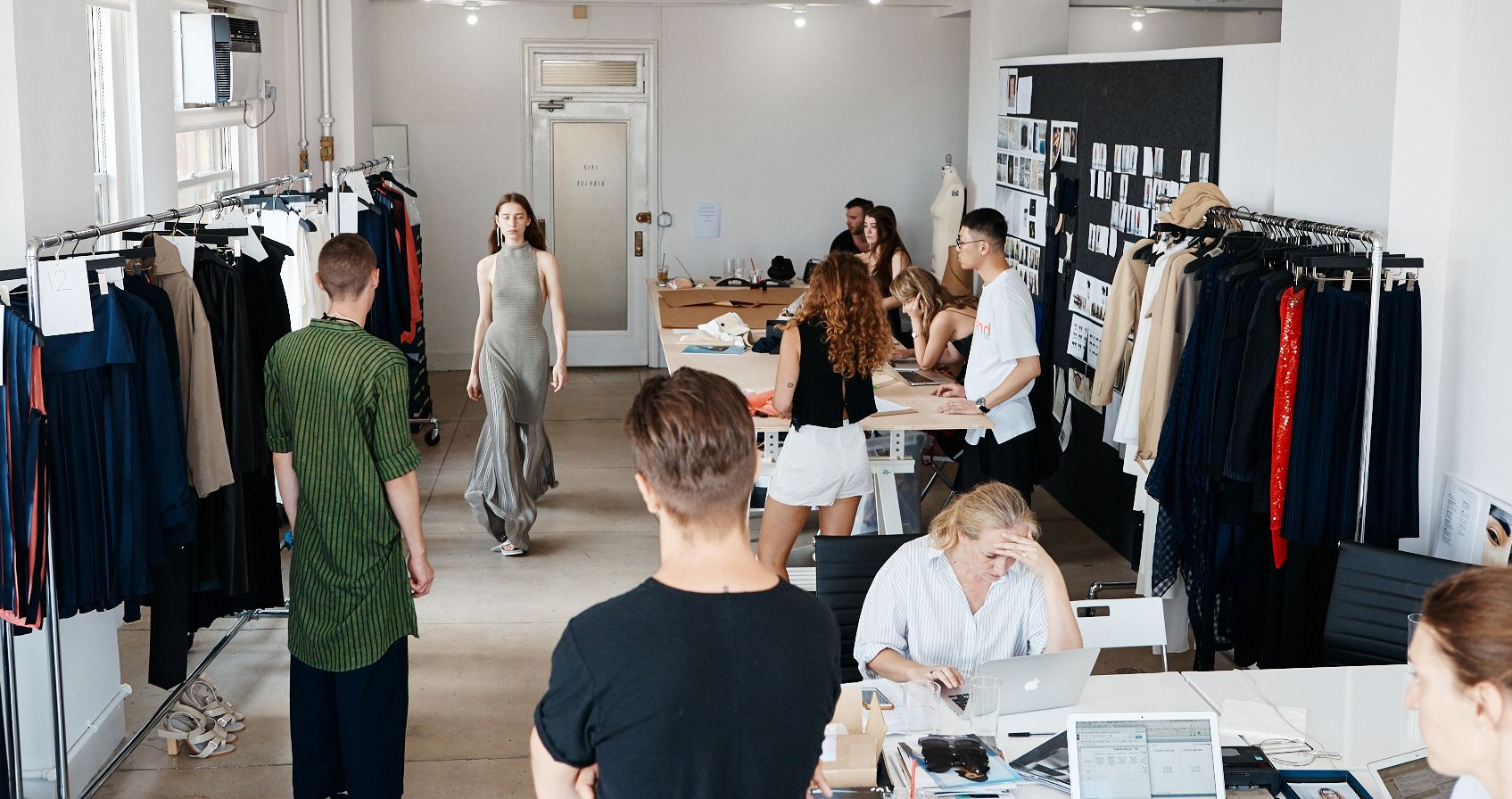 The Making of Fashion Week: Dion Lee