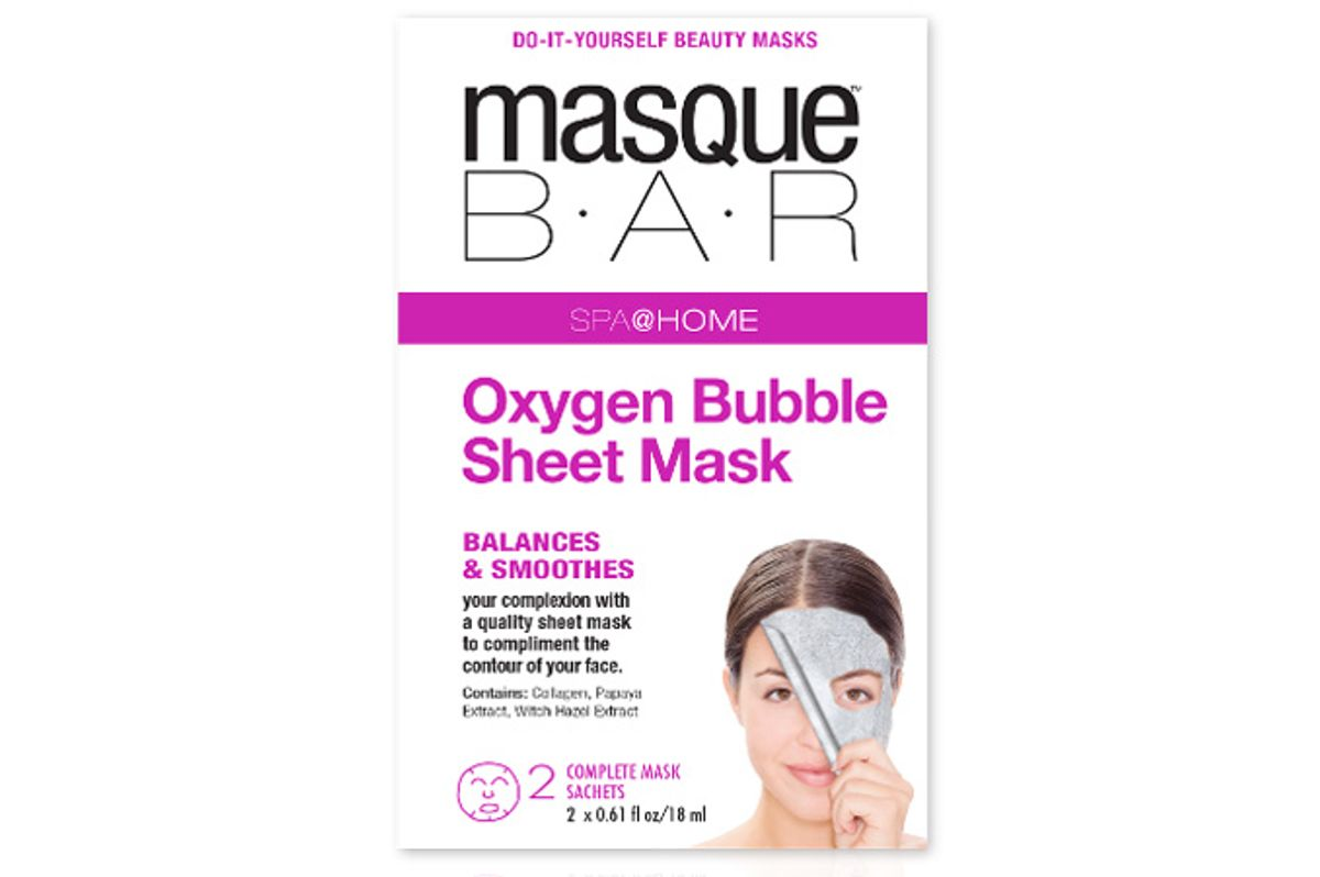 Oxygen Bubble Sheet Mask
