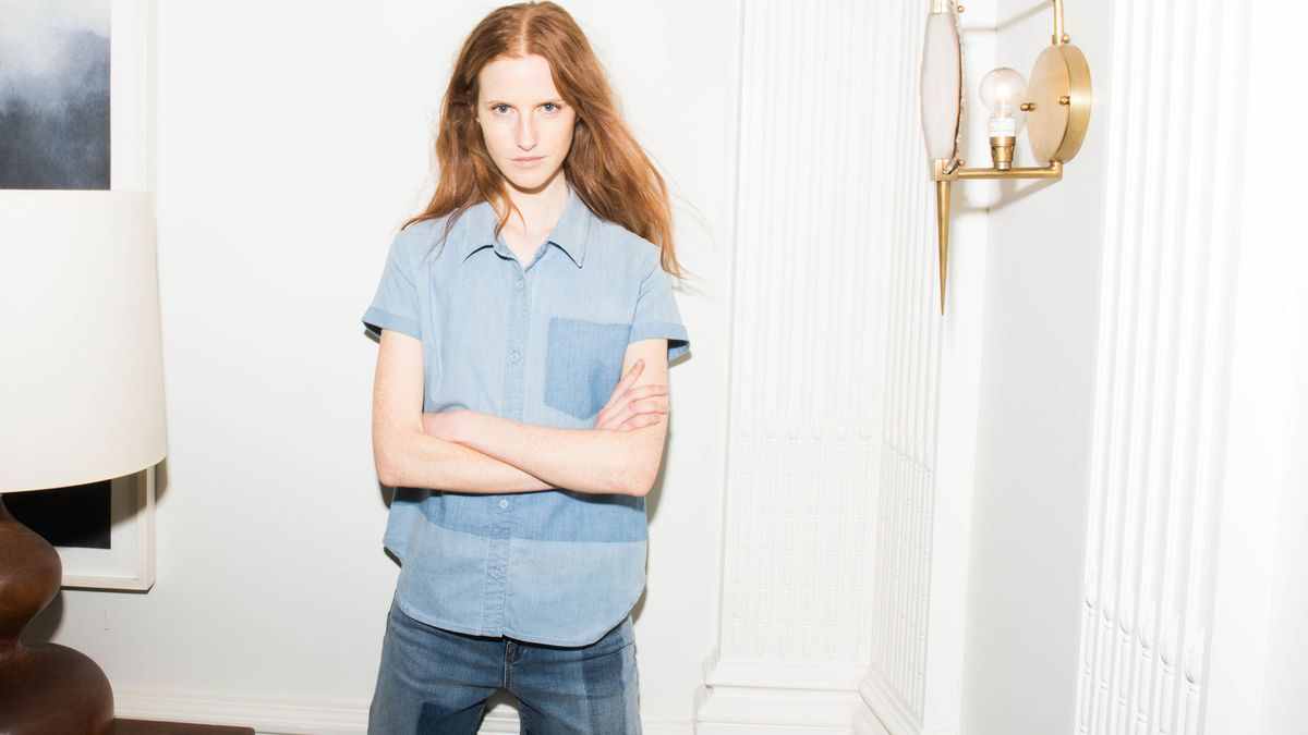 How to Do Denim This Spring like a '00s Revivalist