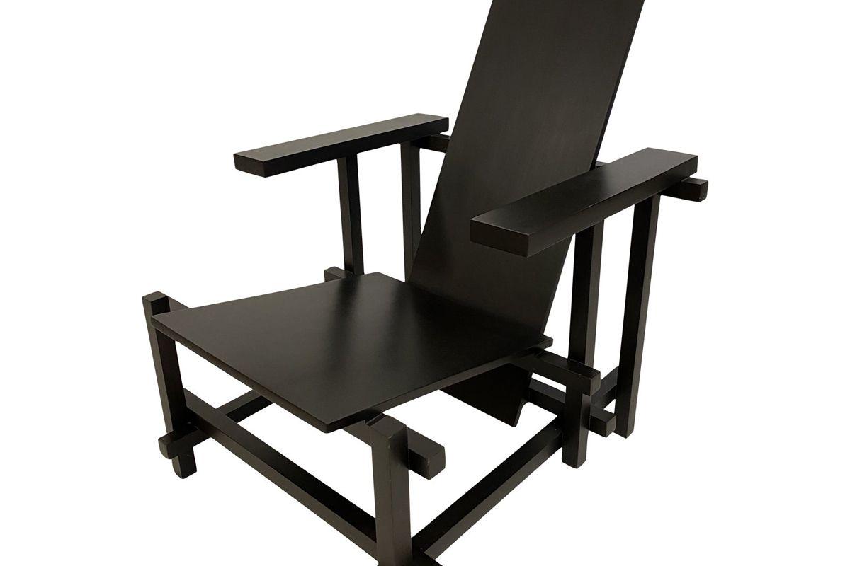 gerrit rietveld vintage chair