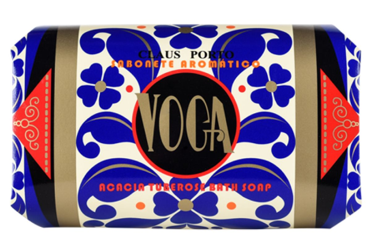 Voga - Acacia Tuberose Large Soap