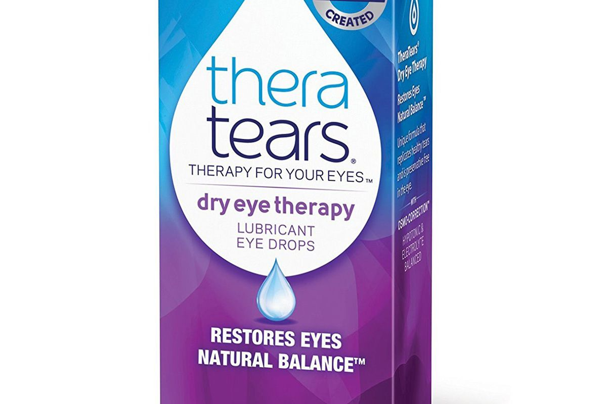 Dry Eye Therapy- Lubricant Eye Drops