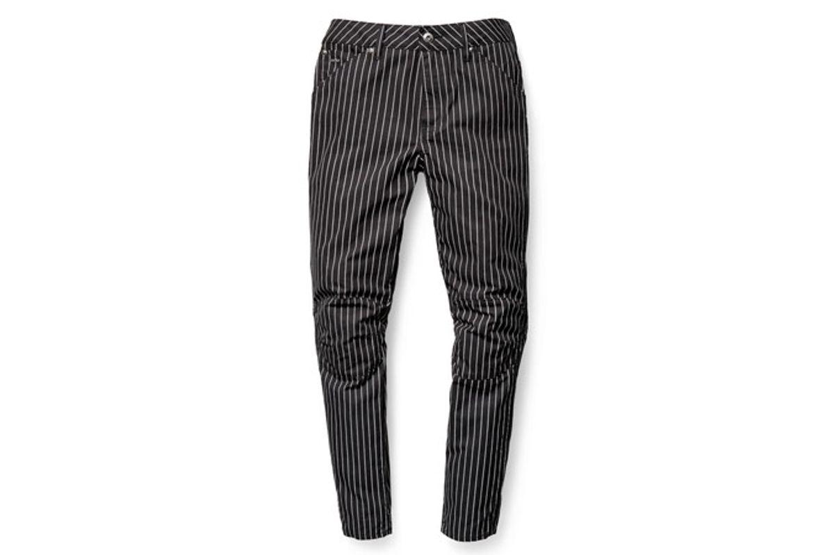 G-Star Elwood X25 3D Boyfriend Women's Jeans in Wabash Stripe