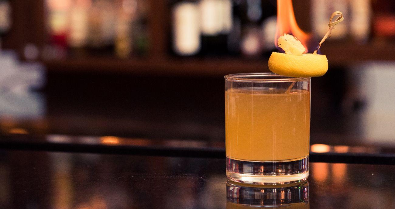 2 DIY Cocktail Recipes to Get You Through January
