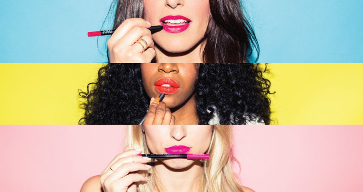 How (and Why) You Should Apply Lip Liner