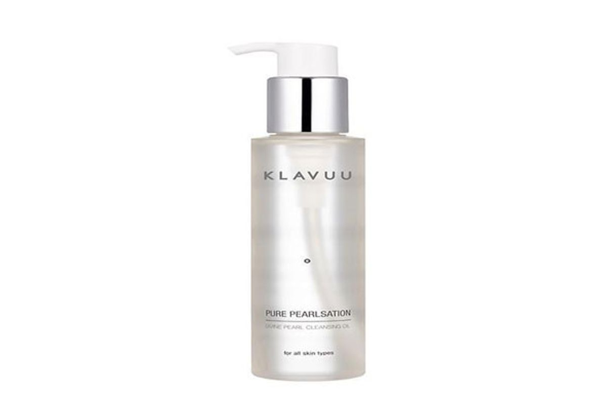 Pure Pearlsation Divine Pearl Cleansing Oil