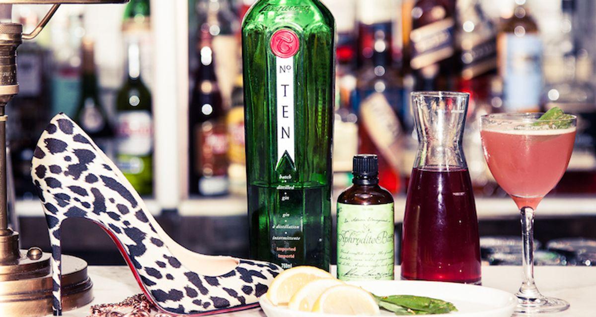 The Moss Martini