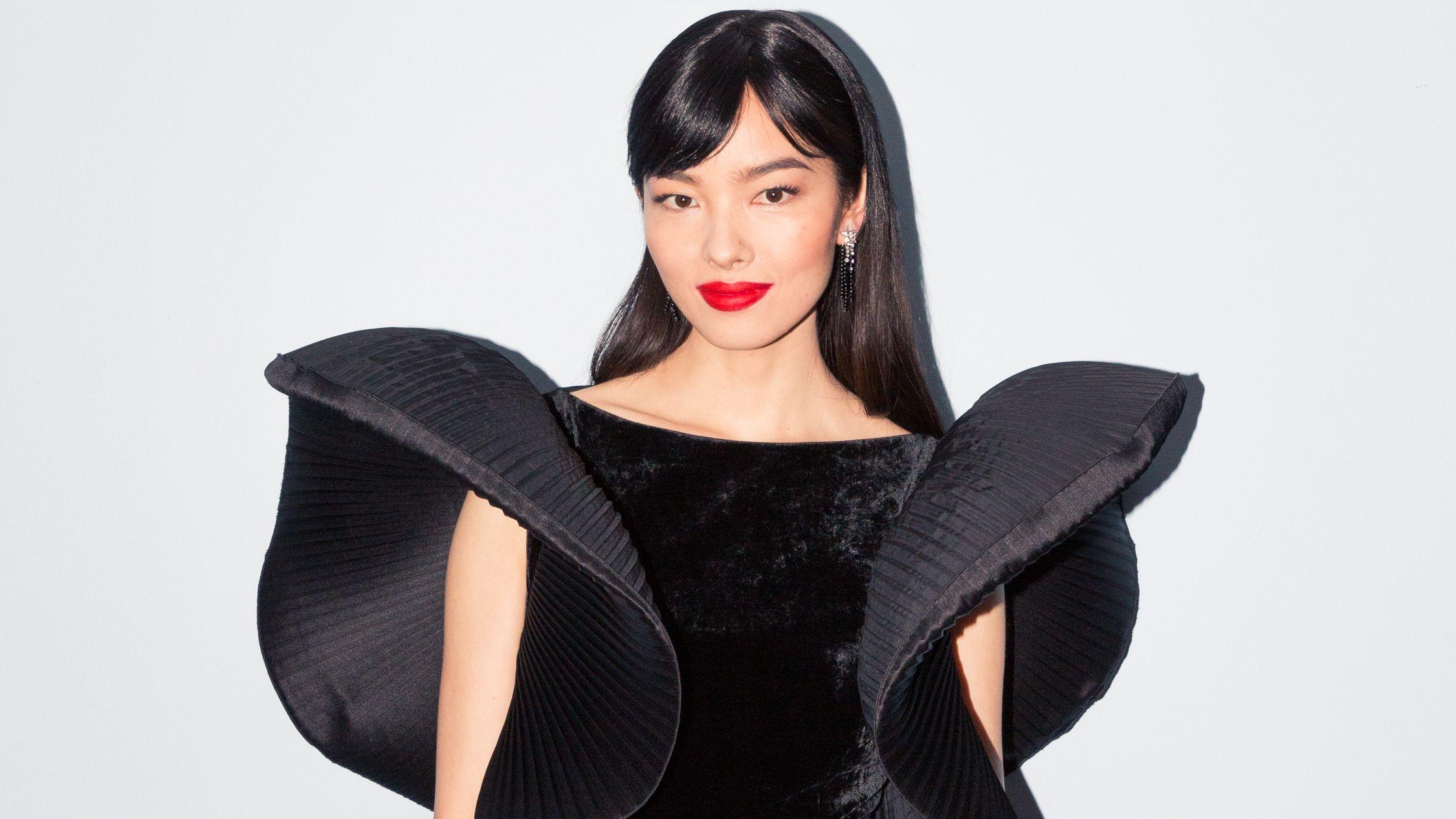 Model Fei Fei Sun Is a Met Gala Veteran