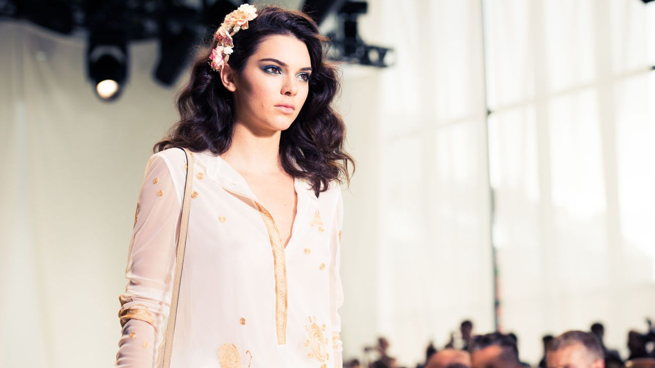 The Reason You Won't See Kendall Jenner Walking the Victoria's Secret Fashion Show This Year