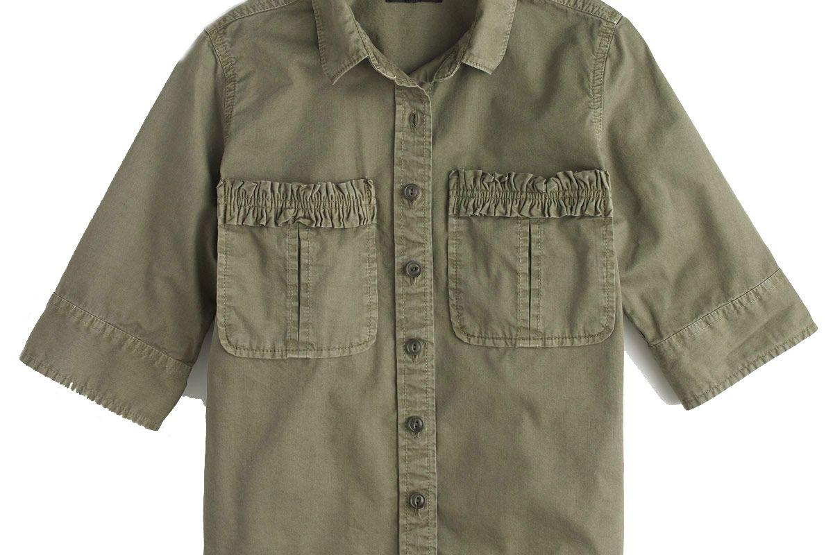 Boy-Meets-Girl Utility Shirt