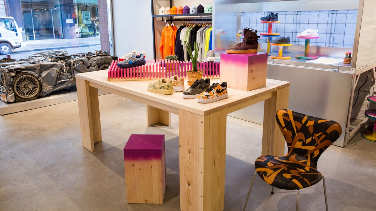 Stockholm's Favorite Sneaker Store Just Opened in NYC