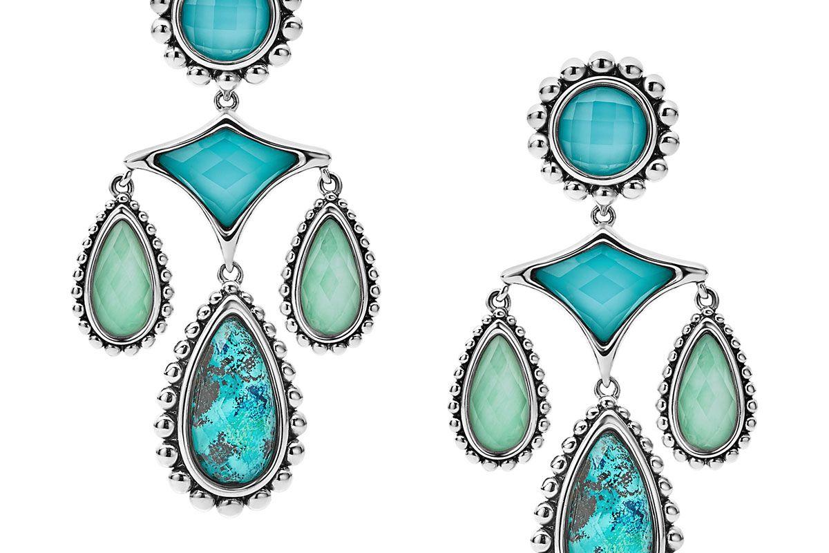 Maya Drop Earrings