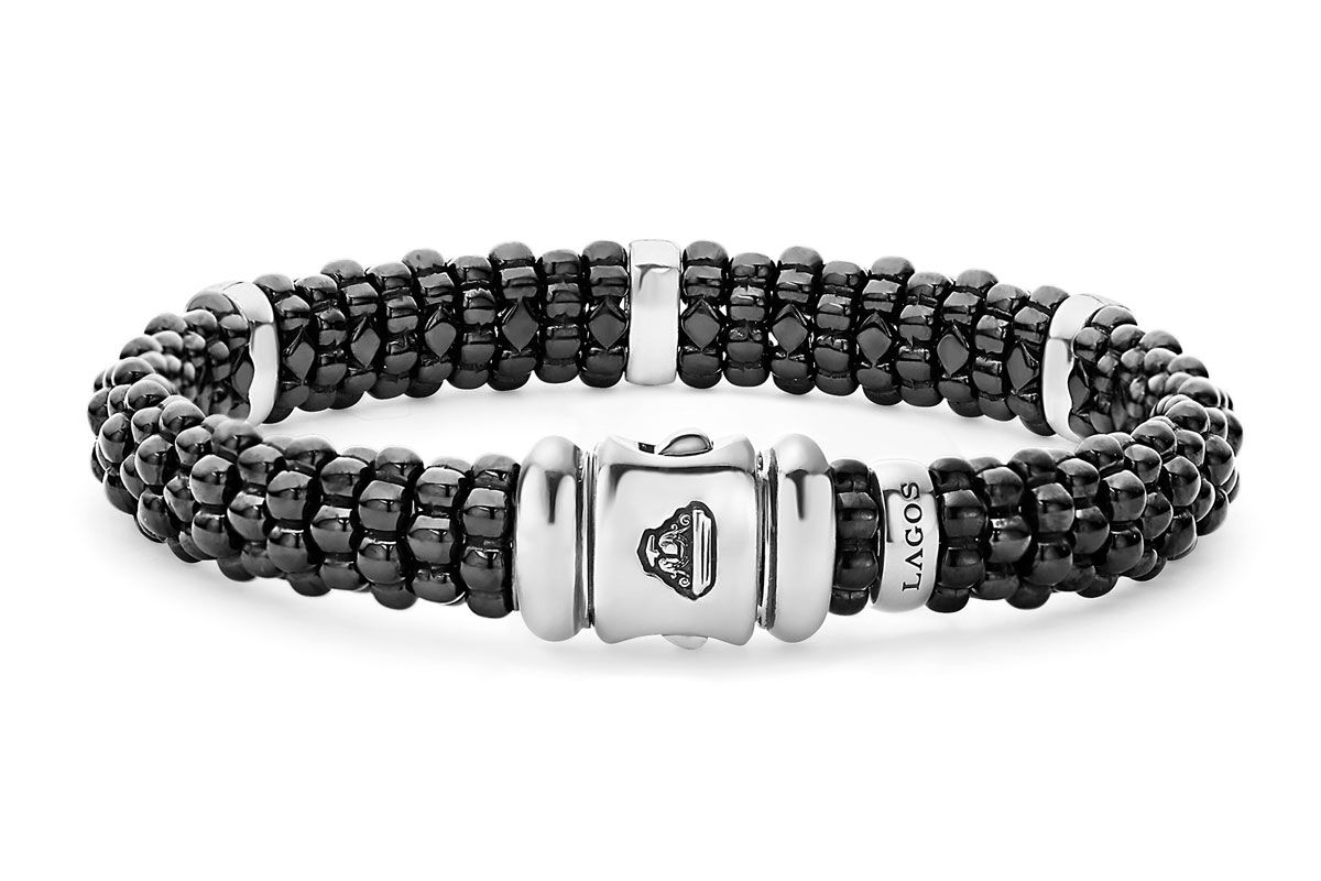 Black Caviar Diamond Bracelet