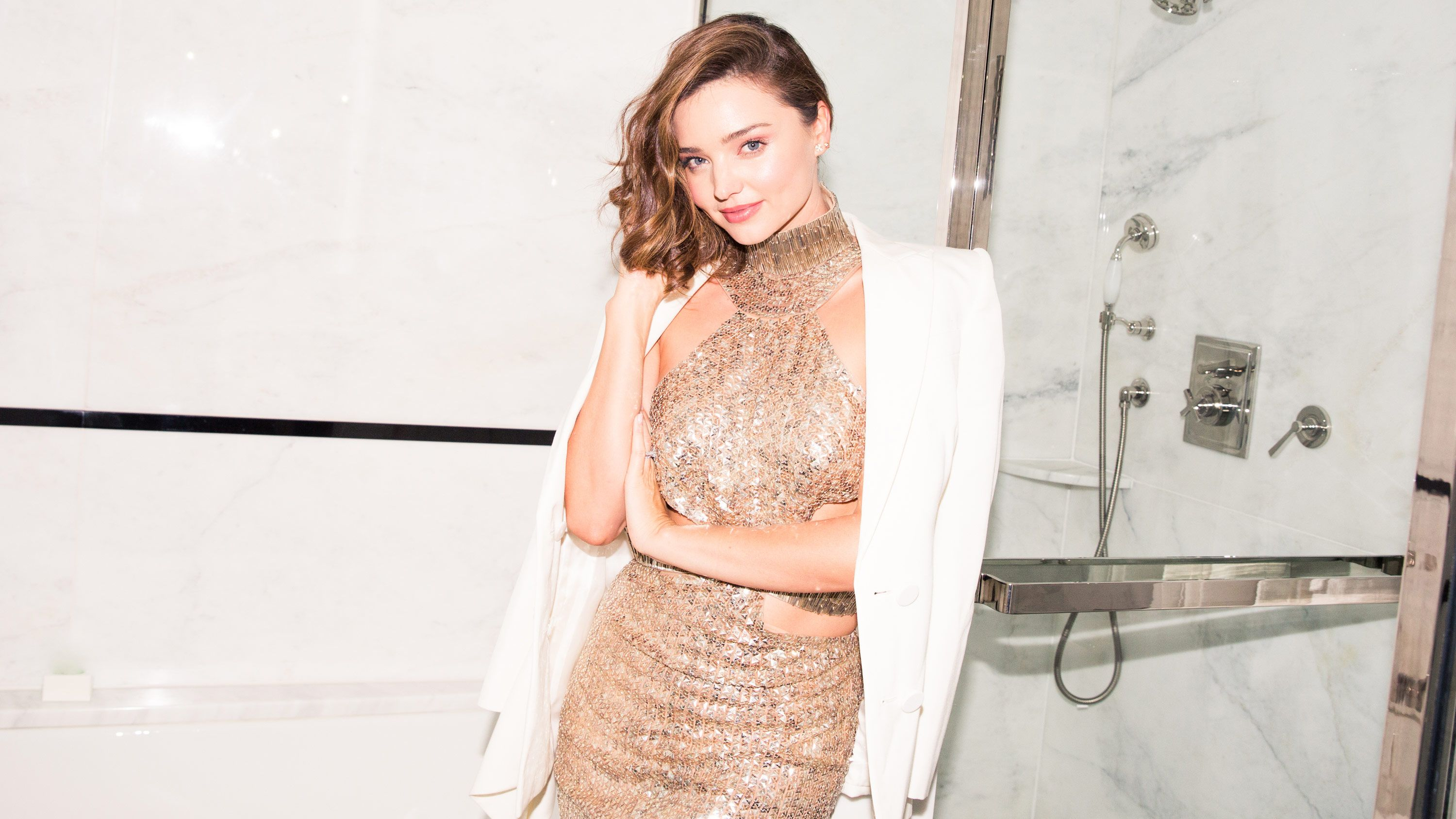Miranda Kerr on Her Skincare and Every Step of Her Wedding Day