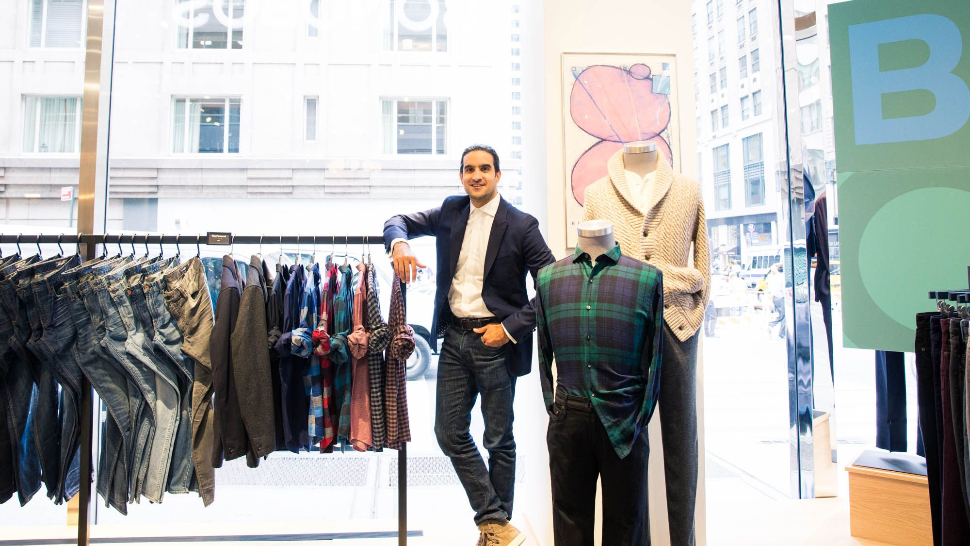 Bonobos' Andy Dunn Has Discovered the Future of Retail