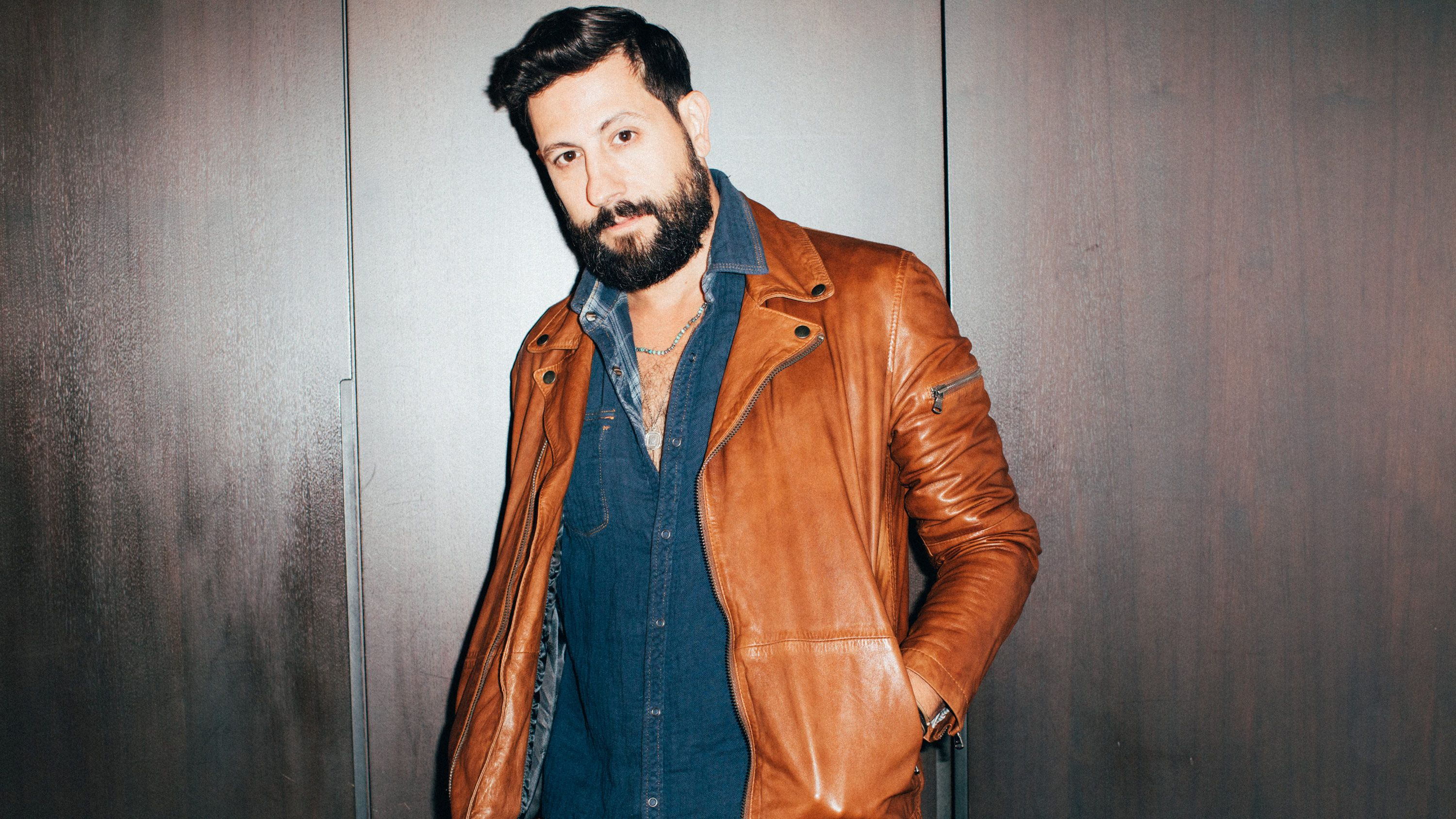 Matthew Ramsey Dressed for the Job He Wanted—Now He's a Country Singer